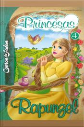 O Reino Encantando Das Princesas (rapunzel) Edição 4