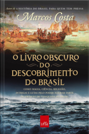 O livro obscuro do descobrimento do Brasil