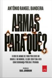 Armas para quê?: o uso de armas de fogo por civis no Brasil e no mundo, e o que isso tem a ver com a segurança