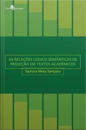 As Relações Lógico-semânticas De Projeção Em Textos Acadêmicos