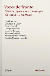Vozes Do Fronte: Considerações Sobre O Irromper Da Covid-19 Na Itália