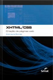 Xhtml/css: Criação De Páginas Web
