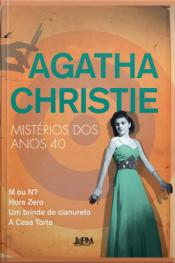 Agatha Christie: Mistérios Dos Anos 40