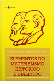 Elementos Do Materialismo Histórico E Dialético