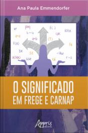 O Significado Em Frege E Carnap