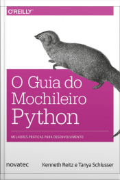 O Guia Do Mochileiro Python: Melhores Práticas Para Desenvolvimento