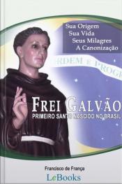 Frei Galvão: A Vida Do Primeiro Santo Nascido No Brasil