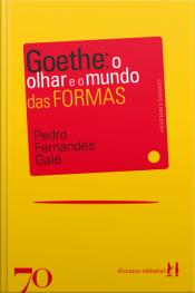 Goethe: O Olhar E O Mundo Das Formas