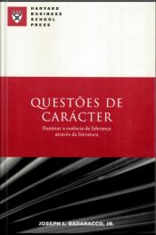 Questões De Carácter