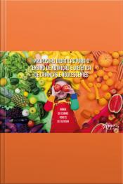 Propostas Didáticas Para O Ensino De Nutrição E Dietética De Crianças E Adolescentes