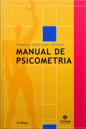 Manual De Psicometria