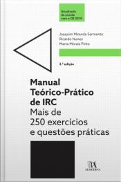 Manual Teórico-prático De Irc: Mais De 250 Exercícios E Questões Práticas