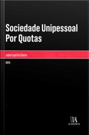 Sociedade Unipessoal Por Quotas