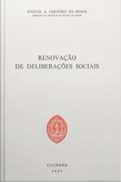 Renovação De Deliberações Sociais
