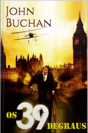 Os 39 Degraus - Buchan