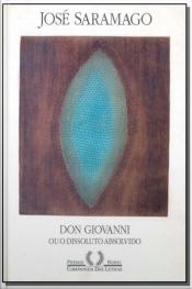 Don Giovanni Ou Dissoluto Absolvido