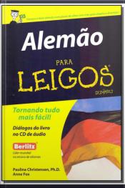 Alemão Para Leigos - Com CD