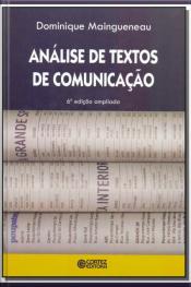 Análise de Textos de Comunicação