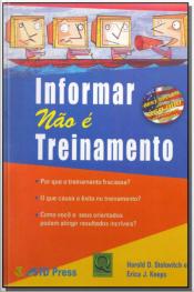 Informar Não é Treinamento