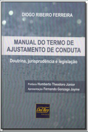 Manual do Termo de Ajustamento do Conduta - 01Ed/18