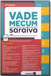 Vade Mecum Saraiva 2019 - 1 Semestre - 27Ed/19