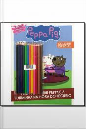 Peppa Pig - Colorir Especial