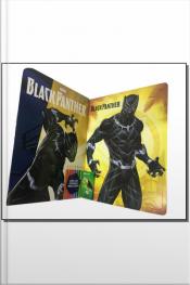 Marvel Kit Diversão - Black Panther
