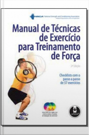 Manual De Tecnicas De Exercicio P/ Treinamento For