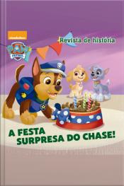 Patrulha Canina Revista De História (a Festa Surpresa Do Chase) Edição 2