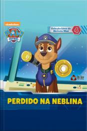 Patrulha Canina Coleção Livro De História Mini (perdido Na Neblina) Edição 4