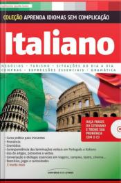 Coleção Aprenda Idioma Sem Complicação - Italiano