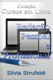 Redação Pessoal E Profissional, Cursos Em Livro