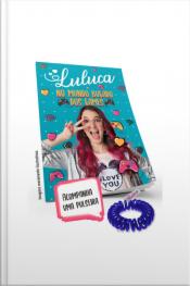 Luluca - No Mundo Bugado Dos Games + Pulseira