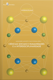 Ciências Sociais E Humanidades E A Interdisciplinaridade