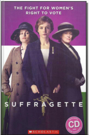 MR3 - Suffragette + CD - Level 3