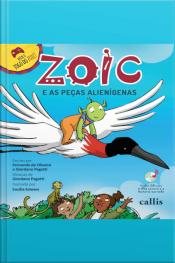 Zoic e as peças alienígenas - Zoic 2