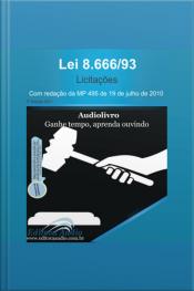 Lei n. 8.666/93 - Licitações