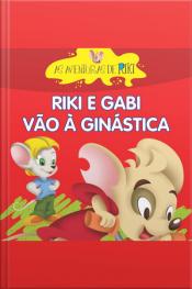 Riki e Gabi vão à Ginástica