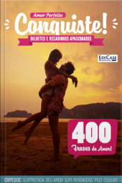 Amor Perfeito Ed. 3 - Frases De Amor