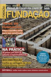 Manual Do Construtor Especial Ed. 8 - Fundação