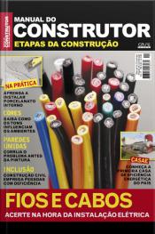 Manual Do Construtor Etapas Da Construção Ed. 11 - Fios E Cabos