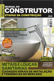 Manual Do Construtor Etapas Da Construção Ed. 12 - Metais E Louças Sanitárias