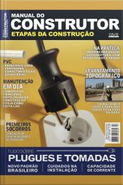 Manual Do Construtor Etapas Da Construção Ed. 13 - Plugues E Tomadas