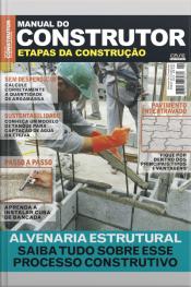 Manual Do Construtor Etapas Da Construção Ed. 9 - Alvenaria Estrutural