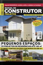 Manual Do Construtor Projetos Ed. 13 - 10 Projetos Até 160 M²