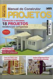 Manual Do Construtor Projetos Ed. 2 Reedição - 18 Projetos
