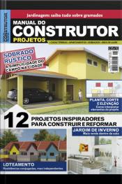 Manual Do Construtor Projetos Ed. 9 - 12 Projetos