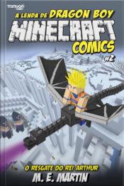 Minecomics: A Ameaça De Zork Ed. 2
