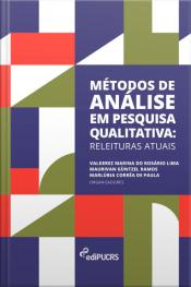 Métodos De Análise Em Pesquisa Qualitativa; Releituras Atuais